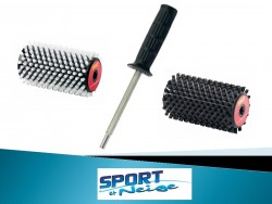 PACK1 BROSSES ROTATIVE + MANCHE 2017