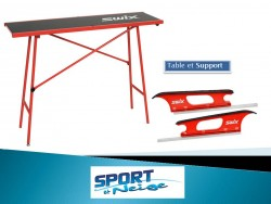 ENSEMBLE TABLE T0075W + SUPPORT T0766