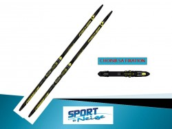 Pack1 Compétition FISCHER SPEEDMAXCLASSIC JUNIOR 018