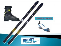 PACK2 SKIS EXCURSION 88 Skis backcountry 2020
