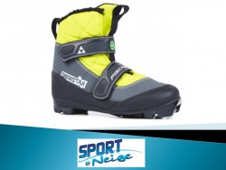 SNOWSTAR JUNIOR YELLOW OU NOIR