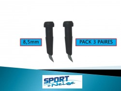 POINTE ROLLERSKI 10MM  3paires