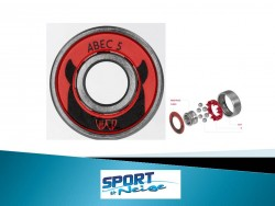 Powerslide ABEC 5 Bearings